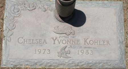 KOHLER, CHELSEA YVONNE - Maricopa County, Arizona   CHELSEA YVONNE KOHLER - Arizona Gravestone Photos