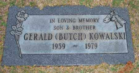 "KOWALSKI, GERALD ""BUTCH"" - Maricopa County, Arizona | GERALD ""BUTCH"" KOWALSKI - Arizona Gravestone Photos"