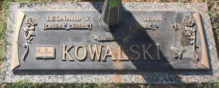 KOWALSKI, JEAN - Maricopa County, Arizona | JEAN KOWALSKI - Arizona Gravestone Photos