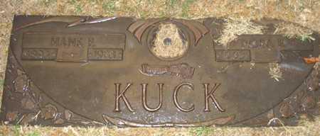 KUCK, HANS F. - Maricopa County, Arizona | HANS F. KUCK - Arizona Gravestone Photos