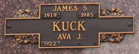 KUCK, AVA J - Maricopa County, Arizona | AVA J KUCK - Arizona Gravestone Photos