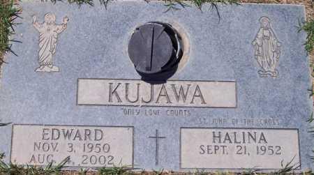 KUJAWA, HALINA - Maricopa County, Arizona | HALINA KUJAWA - Arizona Gravestone Photos