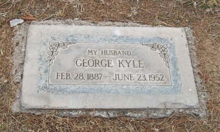 KYLE, GEORGE - Maricopa County, Arizona | GEORGE KYLE - Arizona Gravestone Photos