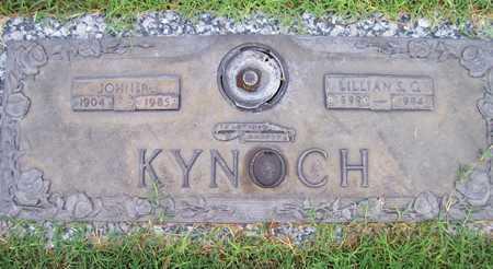 KYNOCH, LILLIAN S. G. - Maricopa County, Arizona | LILLIAN S. G. KYNOCH - Arizona Gravestone Photos