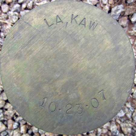 LA, KAW - Maricopa County, Arizona | KAW LA - Arizona Gravestone Photos