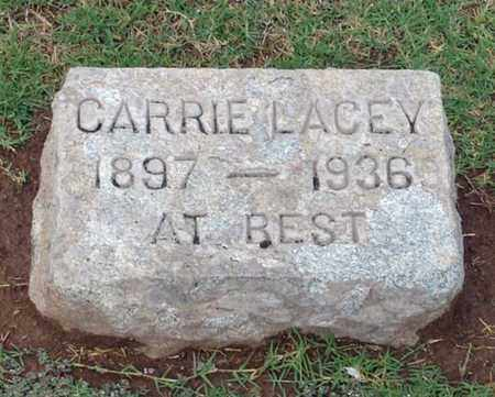 ALLEN LACEY, CARRIE - Maricopa County, Arizona | CARRIE ALLEN LACEY - Arizona Gravestone Photos