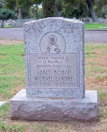 LANDRY, MICHAEL - Maricopa County, Arizona | MICHAEL LANDRY - Arizona Gravestone Photos