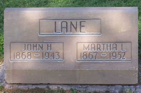 LANE, MARTHA L. - Maricopa County, Arizona | MARTHA L. LANE - Arizona Gravestone Photos