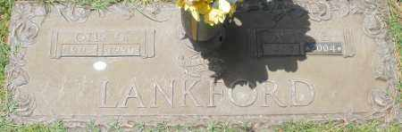 LANKFORD, OTIS G. - Maricopa County, Arizona | OTIS G. LANKFORD - Arizona Gravestone Photos