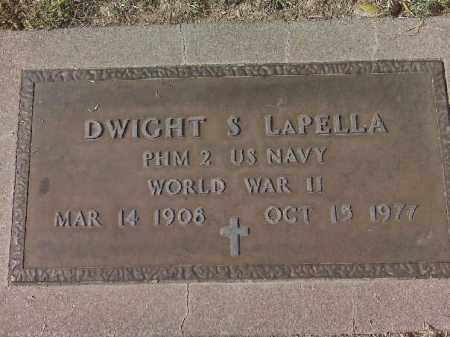 LAPELLA, DWIGHT S. - Maricopa County, Arizona | DWIGHT S. LAPELLA - Arizona Gravestone Photos