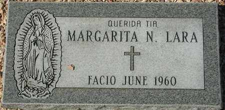 LARA, MARGARITA N. - Maricopa County, Arizona | MARGARITA N. LARA - Arizona Gravestone Photos