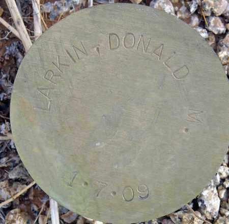 LARKIN, DONALD M. - Maricopa County, Arizona | DONALD M. LARKIN - Arizona Gravestone Photos
