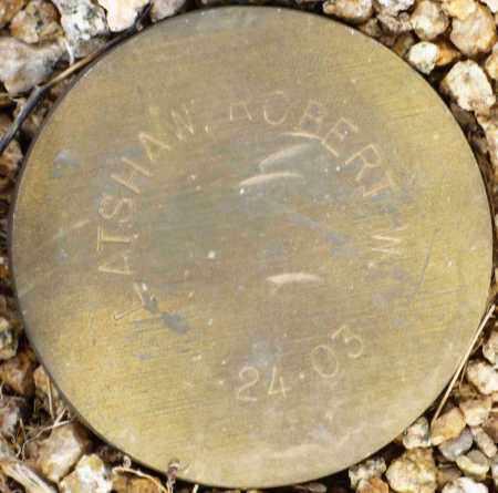 LATSHAW, ROBERT W. - Maricopa County, Arizona | ROBERT W. LATSHAW - Arizona Gravestone Photos