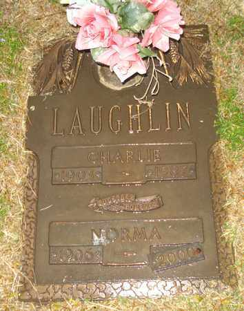 LAUGHLIN, NORMA - Maricopa County, Arizona | NORMA LAUGHLIN - Arizona Gravestone Photos
