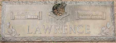 LAWRENCE, ELLA D. - Maricopa County, Arizona | ELLA D. LAWRENCE - Arizona Gravestone Photos