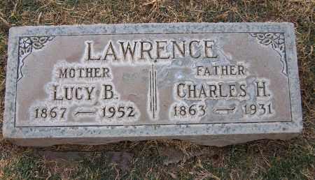 LAWRENCE, LUCY B. - Maricopa County, Arizona | LUCY B. LAWRENCE - Arizona Gravestone Photos