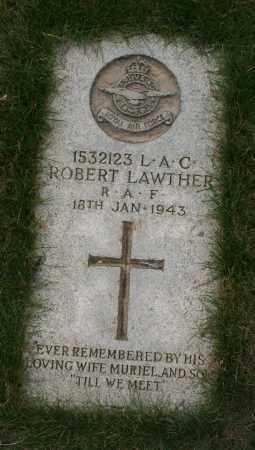 LAWTHER, ROBERT - Maricopa County, Arizona | ROBERT LAWTHER - Arizona Gravestone Photos