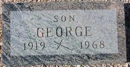 LEBARIO, GEORGE - Maricopa County, Arizona | GEORGE LEBARIO - Arizona Gravestone Photos