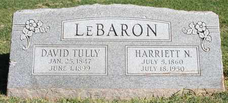 LEBARON, HARRIETT N - Maricopa County, Arizona | HARRIETT N LEBARON - Arizona Gravestone Photos