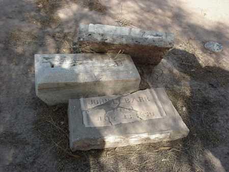 LEBARR, JOHN - Maricopa County, Arizona | JOHN LEBARR - Arizona Gravestone Photos