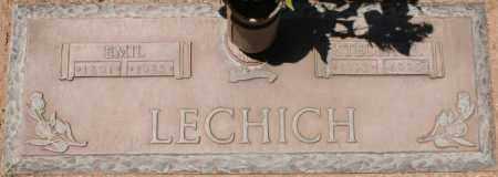 LECHICH, STELLA B. - Maricopa County, Arizona   STELLA B. LECHICH - Arizona Gravestone Photos
