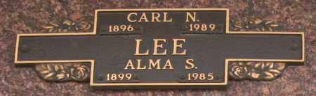 LEE, CARL N - Maricopa County, Arizona | CARL N LEE - Arizona Gravestone Photos