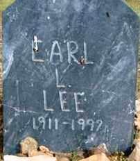 LEE, CARL L. - Maricopa County, Arizona   CARL L. LEE - Arizona Gravestone Photos