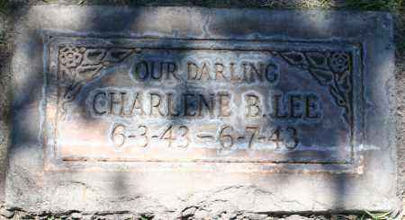 LEE, CHARLENE B. - Maricopa County, Arizona | CHARLENE B. LEE - Arizona Gravestone Photos