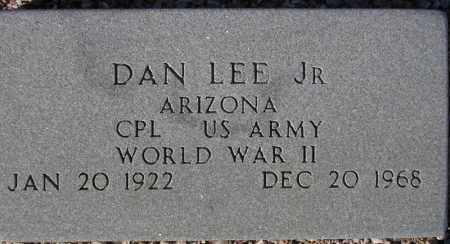 LEE, DAN - Maricopa County, Arizona | DAN LEE - Arizona Gravestone Photos