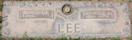 LEE, FLOYD W. - Maricopa County, Arizona | FLOYD W. LEE - Arizona Gravestone Photos
