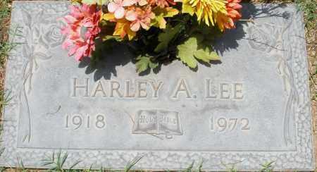 LEE, HARLEY A. - Maricopa County, Arizona | HARLEY A. LEE - Arizona Gravestone Photos