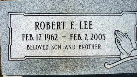 LEE, ROBERT E. - Maricopa County, Arizona   ROBERT E. LEE - Arizona Gravestone Photos