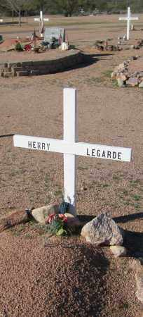 LEGARDE, HENRY - Maricopa County, Arizona | HENRY LEGARDE - Arizona Gravestone Photos