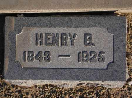 LEHMAN, HENRY B(ARE) - Maricopa County, Arizona | HENRY B(ARE) LEHMAN - Arizona Gravestone Photos
