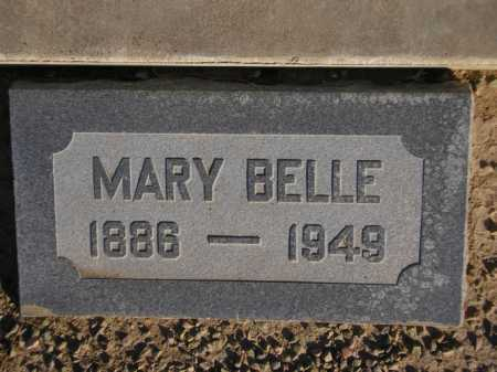 LEHMAN, MARY BELLE - Maricopa County, Arizona | MARY BELLE LEHMAN - Arizona Gravestone Photos
