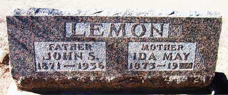 LEMON, JOHN S. - Maricopa County, Arizona   JOHN S. LEMON - Arizona Gravestone Photos