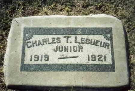LESUEUR, CHARLES TAYLOR JR - Maricopa County, Arizona | CHARLES TAYLOR JR LESUEUR - Arizona Gravestone Photos