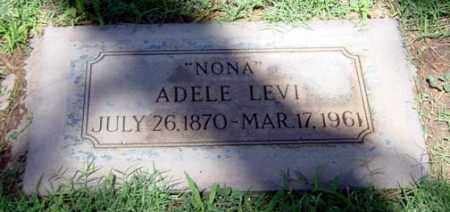 LEVI, ADELE - Maricopa County, Arizona | ADELE LEVI - Arizona Gravestone Photos