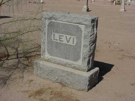 LEVY/ LEVI, JOSEPH - Maricopa County, Arizona | JOSEPH LEVY/ LEVI - Arizona Gravestone Photos