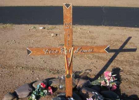 LEWIS, LANA HALL - Maricopa County, Arizona | LANA HALL LEWIS - Arizona Gravestone Photos