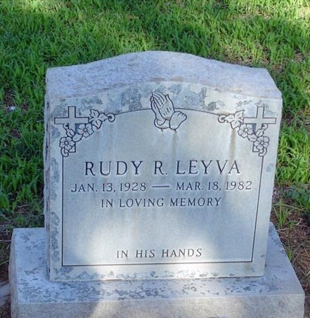 LEYVA, RUDY R. - Maricopa County, Arizona | RUDY R. LEYVA - Arizona Gravestone Photos
