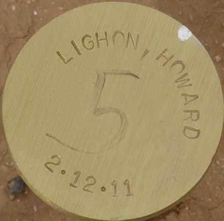LIGHON, HOWARD - Maricopa County, Arizona | HOWARD LIGHON - Arizona Gravestone Photos
