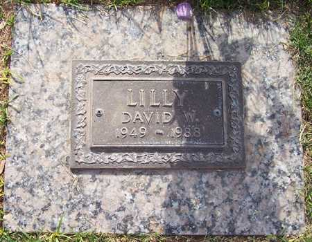 LILLY, DAVID W. - Maricopa County, Arizona | DAVID W. LILLY - Arizona Gravestone Photos