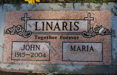 LINARIS, JOHN - Maricopa County, Arizona | JOHN LINARIS - Arizona Gravestone Photos