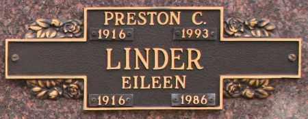 LINDER, EILEEN - Maricopa County, Arizona   EILEEN LINDER - Arizona Gravestone Photos