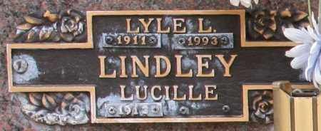 LINDLEY, LUCILLE - Maricopa County, Arizona | LUCILLE LINDLEY - Arizona Gravestone Photos