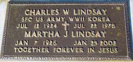 LINDSAY, CHARLES W. - Maricopa County, Arizona | CHARLES W. LINDSAY - Arizona Gravestone Photos