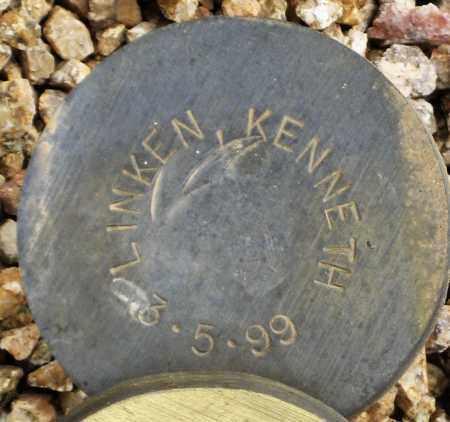 LINKEN, KENNETH - Maricopa County, Arizona | KENNETH LINKEN - Arizona Gravestone Photos