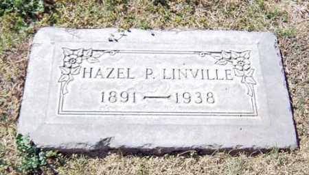 SMITH LINVILLE, HAZEL P. - Maricopa County, Arizona | HAZEL P. SMITH LINVILLE - Arizona Gravestone Photos