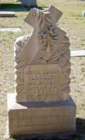 LINVILLE, ORRIN LOGAN - Maricopa County, Arizona | ORRIN LOGAN LINVILLE - Arizona Gravestone Photos